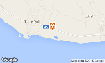 Map Torre Pali House 74644