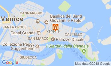 Map Venice Apartment 113527