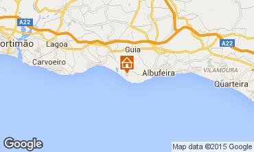 Map Albufeira Apartment 20888
