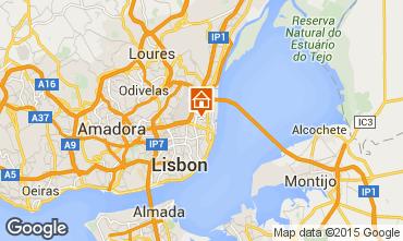 Map Lisbon Apartment 80032