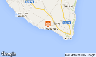 Map Pescoluse Villa 94448