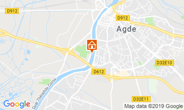 Map Agde Mobile home 51877