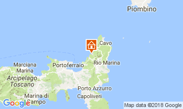 Map Rio nell'Elba Apartment 112921