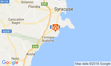 Map Syracuse Villa 114926