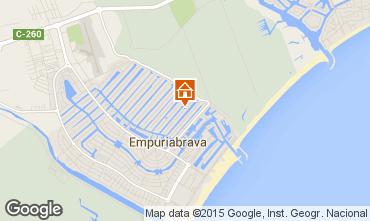 Map Empuriabrava Villa 68826