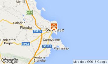Map Syracuse Apartment 103025