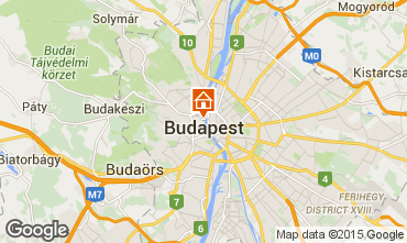Map Budapest Apartment 94228
