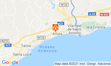 Map Altura Villa 115193
