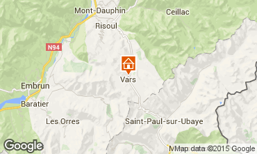 Map Vars Chalet 3638