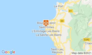 Map Saint-Paul Apartment 116952