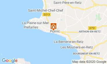 Map Pornic House 92007