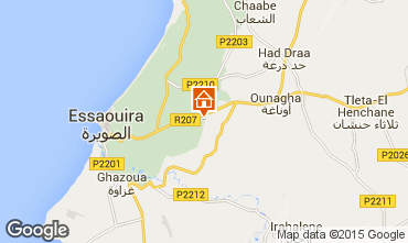 Map Essaouira Bed and breakfast 78904