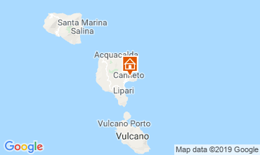 Map Lipari House 16874
