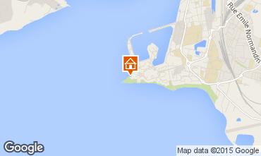 Map La Rochelle Apartment 59474