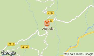Map Aussois Apartment 65838