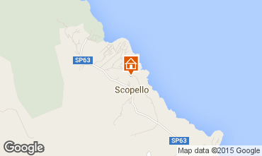 Map Scopello Villa 31625
