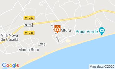 Map Altura Apartment 106457