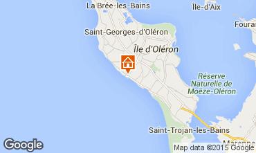 Map La Cotini�re Apartment 64451