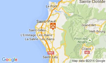 Map Saint Gilles Chalet 100822