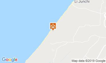 Map Badesi Villa 119274