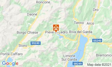 Map Ledro Apartment 81516