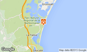 Map Port La Nouvelle House 10513