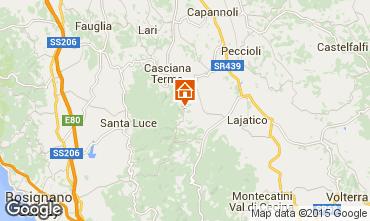 Map Chianni Apartment 85879