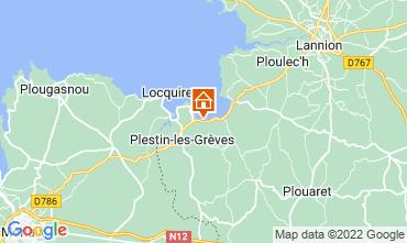 Map Plestin les Grèves House 84252