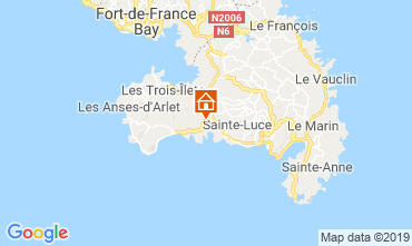 Map Le Diamant House 106448