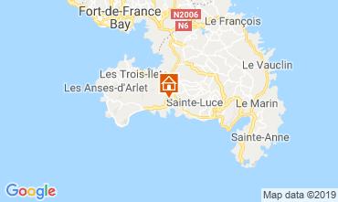 Map Le Diamant House 106448
