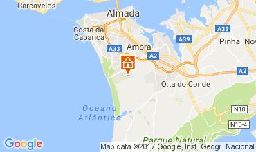 Map Lisbon Villa 64362