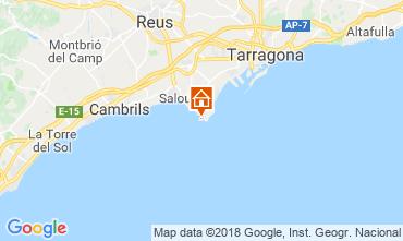 Map Salou Villa 79510