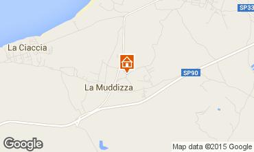 Map Valledoria Apartment 92818