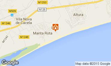 Map Manta Rota House 87219