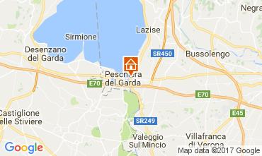 Map Peschiera del Garda Apartment 70850