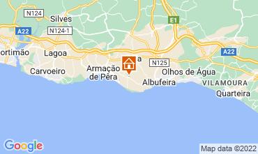 Map Albufeira Villa 106497