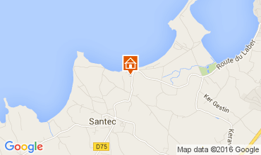 Map Roscoff House 80297