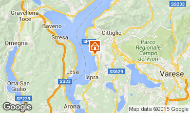 Map Laveno Apartment 51535