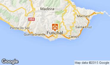 Map Funchal Bungalow 57060
