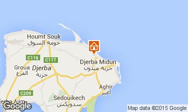 Map Djerba Villa 9883