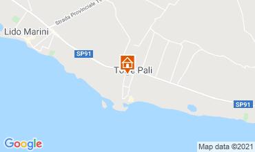 Map Torre Pali Apartment 104129