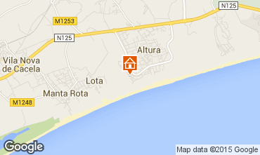 Map Altura House 55076