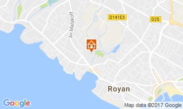 Map Royan House 93952
