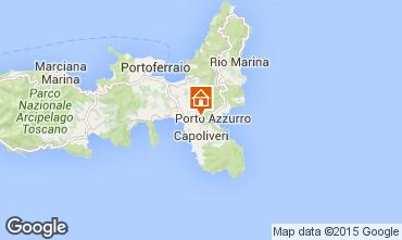 Map Porto Azzurro Apartment 29880