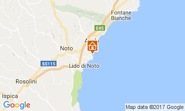 Map Avola Villa 108927