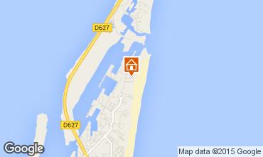 Map Port Leucate Apartment 82589