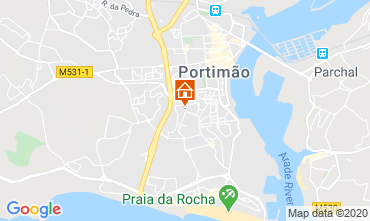 Map Portimão One-room apartment 108139