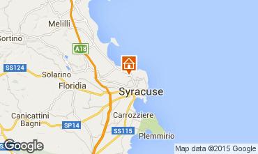 Map Syracuse Apartment 90329