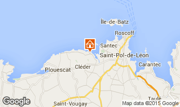 Map Roscoff House 7407
