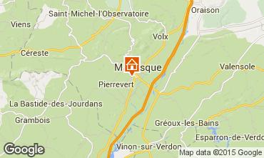 Map Manosque House 93506